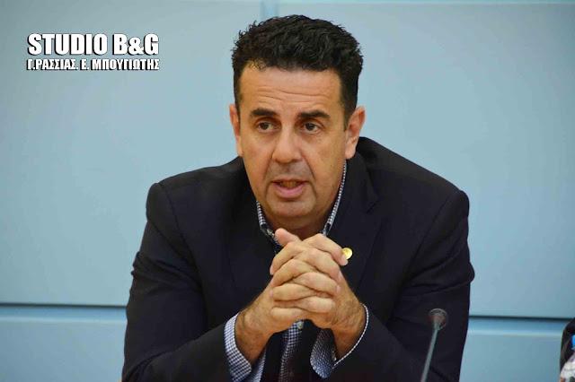 Δ.Κωστούρος: Καμία αύξηση των δημοτικών τελών και για το 2019 στο Δήμο Ναυπλιέων
