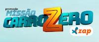 Promoção Missão Carro Zero ZAP Imóveis missaocarrozero.com.br
