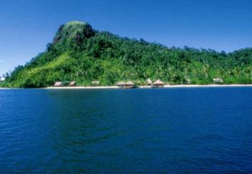 Pulau Cubadak Sumatera Barat, Bulan Madu Romantis di Lepas Pantai Padang Paling Eksotis