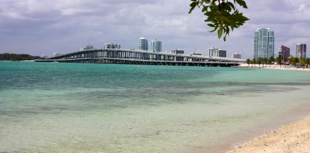 Crandon Park Ponte Miami