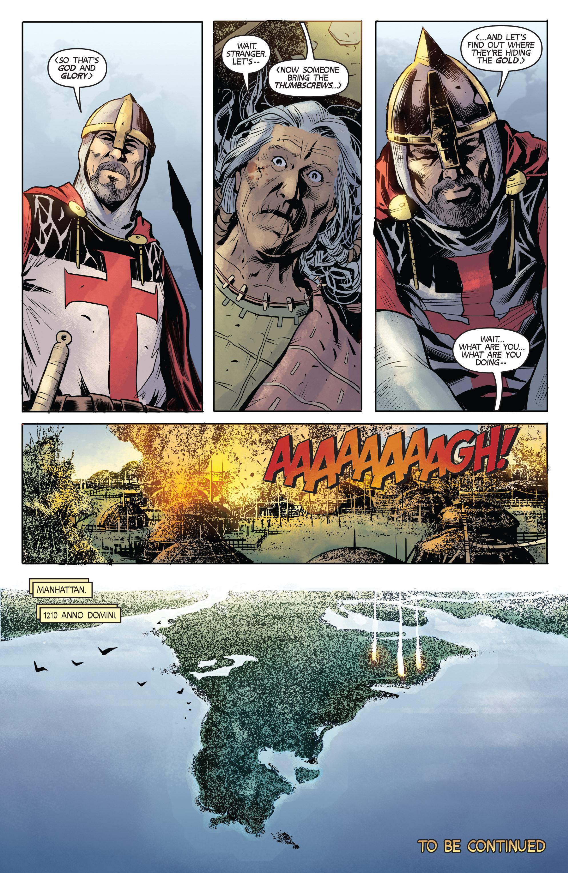 Read online Turok: Dinosaur Hunter (2014) comic -  Issue # _TPB 1 - 26