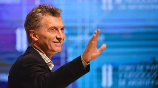 Macri: Para nada descarto una reelección en 2019