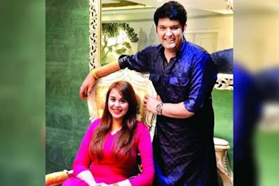 Kapil Sharma's wedding celebrations begin