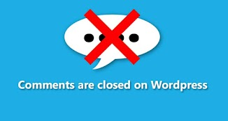 Mengatasi Komentar Wordpress Tidak Muncul Atau Comments Are Closed