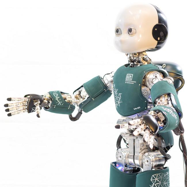 Laporan Penelitian Robot iCub Beri Dasar-Dasar Evolusi Kecerdasan Buatan