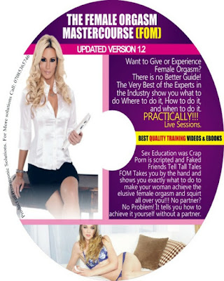 Female orgasm mastercourse how to have a squirting female orgasm tonight