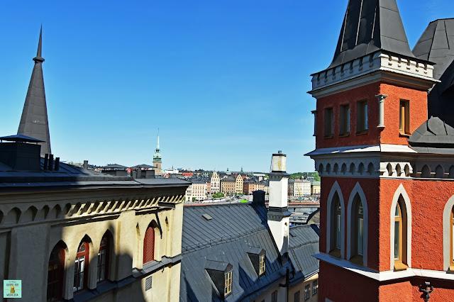 Isla de Södermalm, Estocolmo