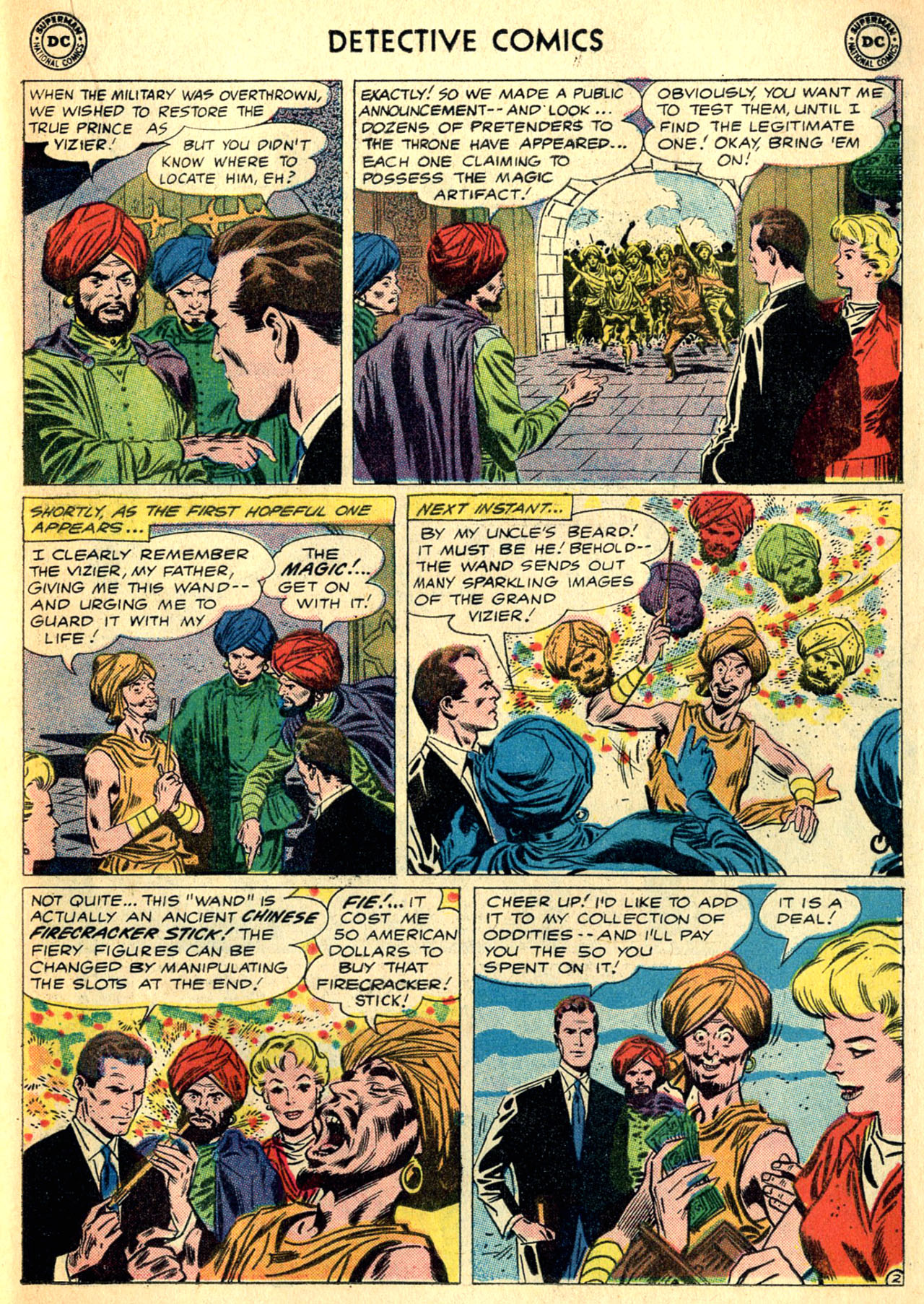 Detective Comics (1937) 287 Page 18