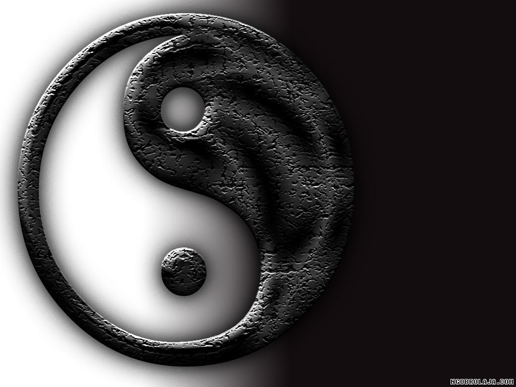 lautan kesunyian: hitam putih
