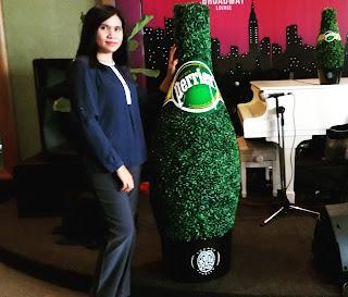 Mixologi minuman Perrier untuk penjagaan kesihatan sepanjang Ramadhan