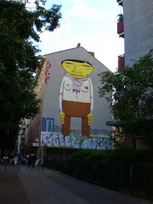 os Gemeos - Kreuzberg