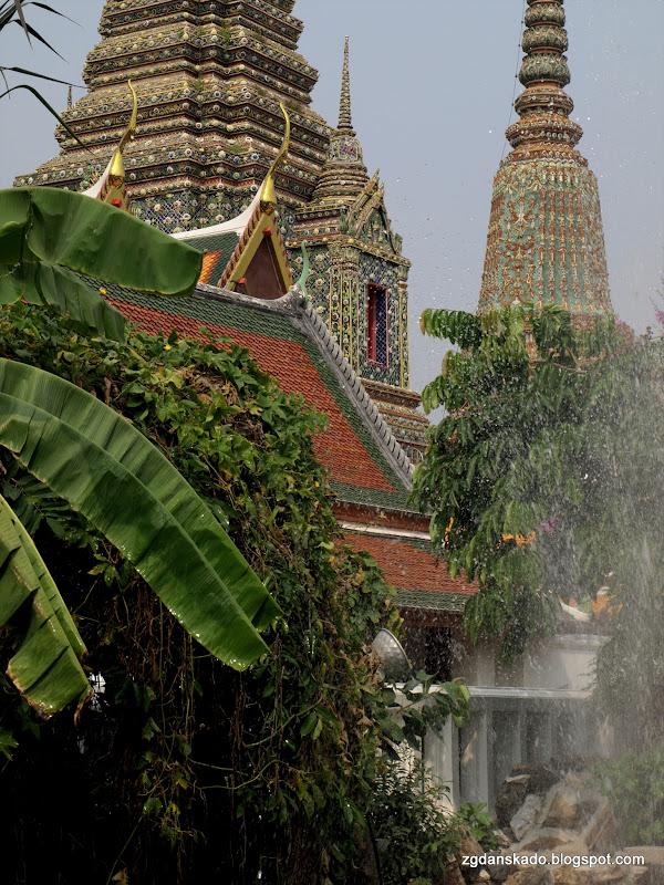 Wat Pho (Świątynia Odpoczywającego Buddy)