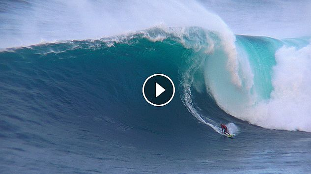 Kelly Slater Peahi Jaws 2016 SONY 4K
