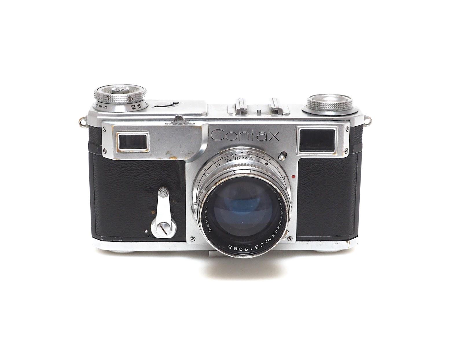 Leica Oder Zeiss Entfernungsmesser : Knippsen zeiss ikon contax ii
