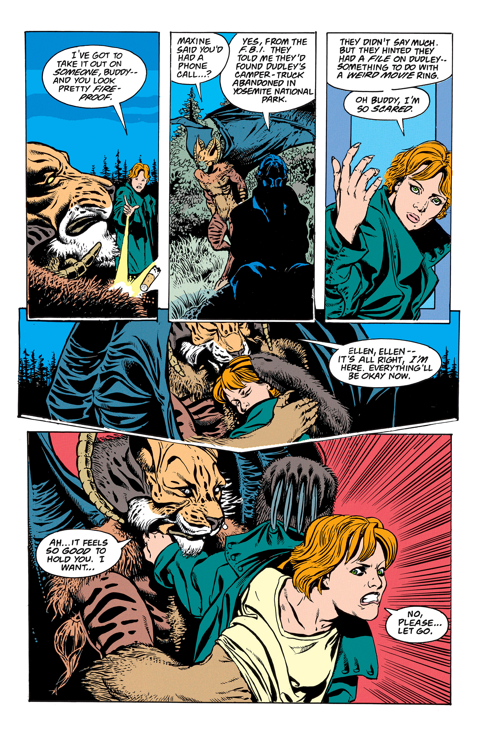 Read online Animal Man (1988) comic -  Issue #56 - 12