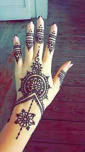 Attractive & Beautiful Hd Desgin Of Mehandi 43