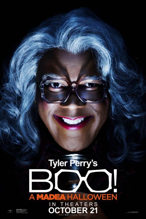 Boo! A Madea Halloween [2016] [DVDR] [NTSC] [Latino]