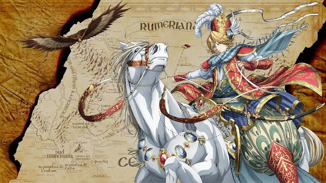 Shoukoku no Altair wallpaper