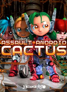 Assault Android Cactus - PC (Download Completo em Torrent)
