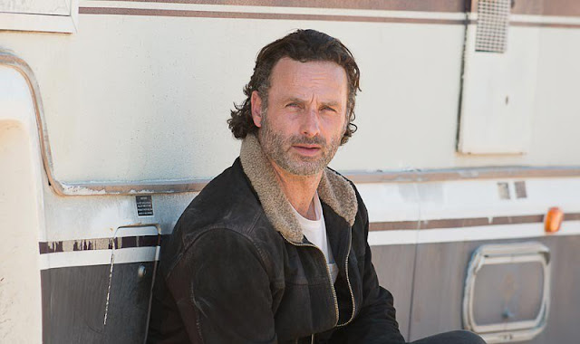 "Rick en el 6x11 ""Knots Untie"" de 'The Walking Dead'"
