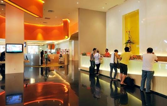 Nikmati Sensasi Menginap di Hotel Harris Jakarta