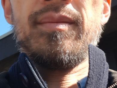 Asian fuller Beard