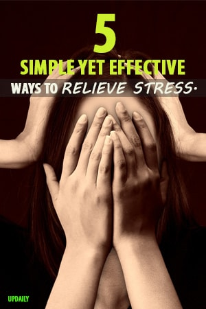 Effective Ways to Relieve Stress