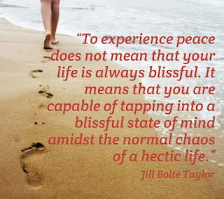 Feeling Blissful in Life
