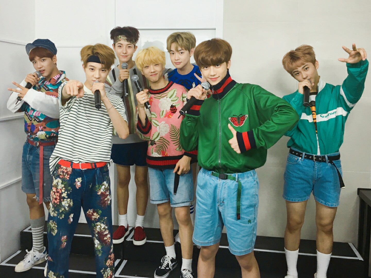 picture - 2016 09 02 [vyrl] nct dream - music bank | FromYesterday0214