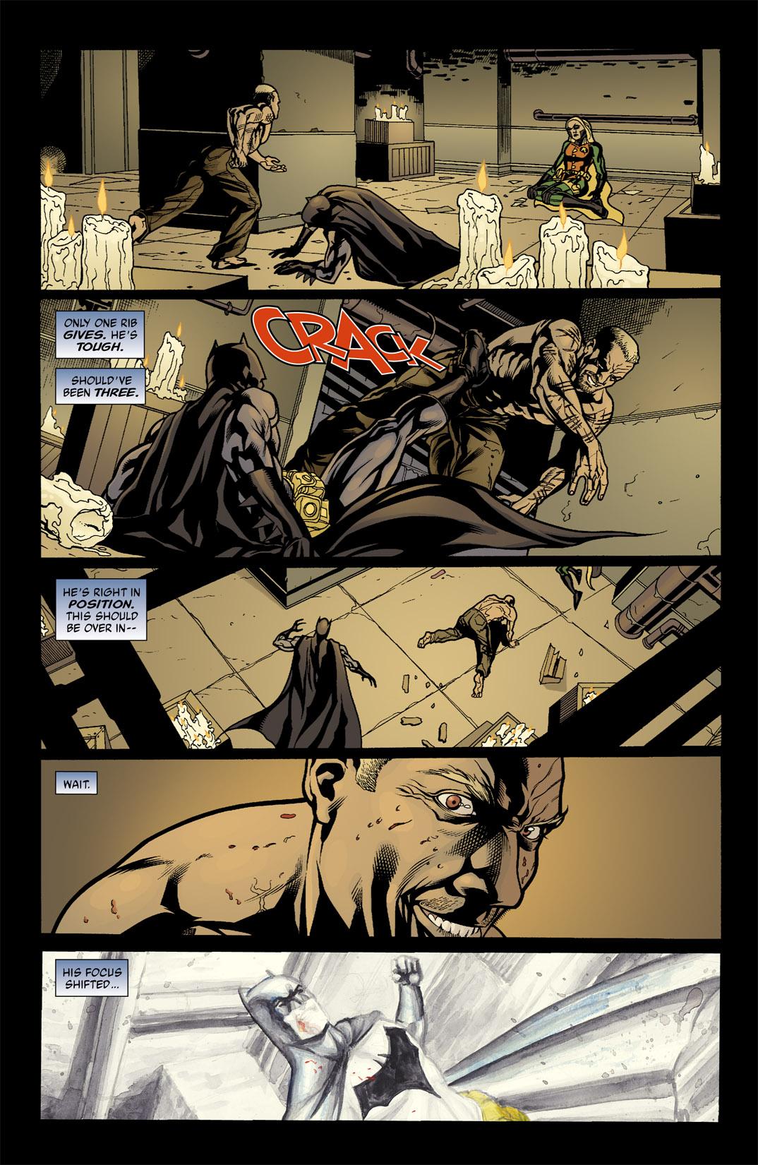 Detective Comics (1937) 796 Page 15