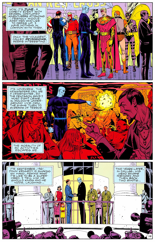 Watchmen (1986) issue 4 - Page 16