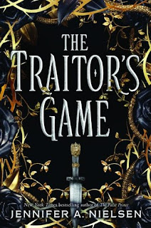 The Traitor's Game, Jennifer A. Nielson, Book Scoop, InToriLex