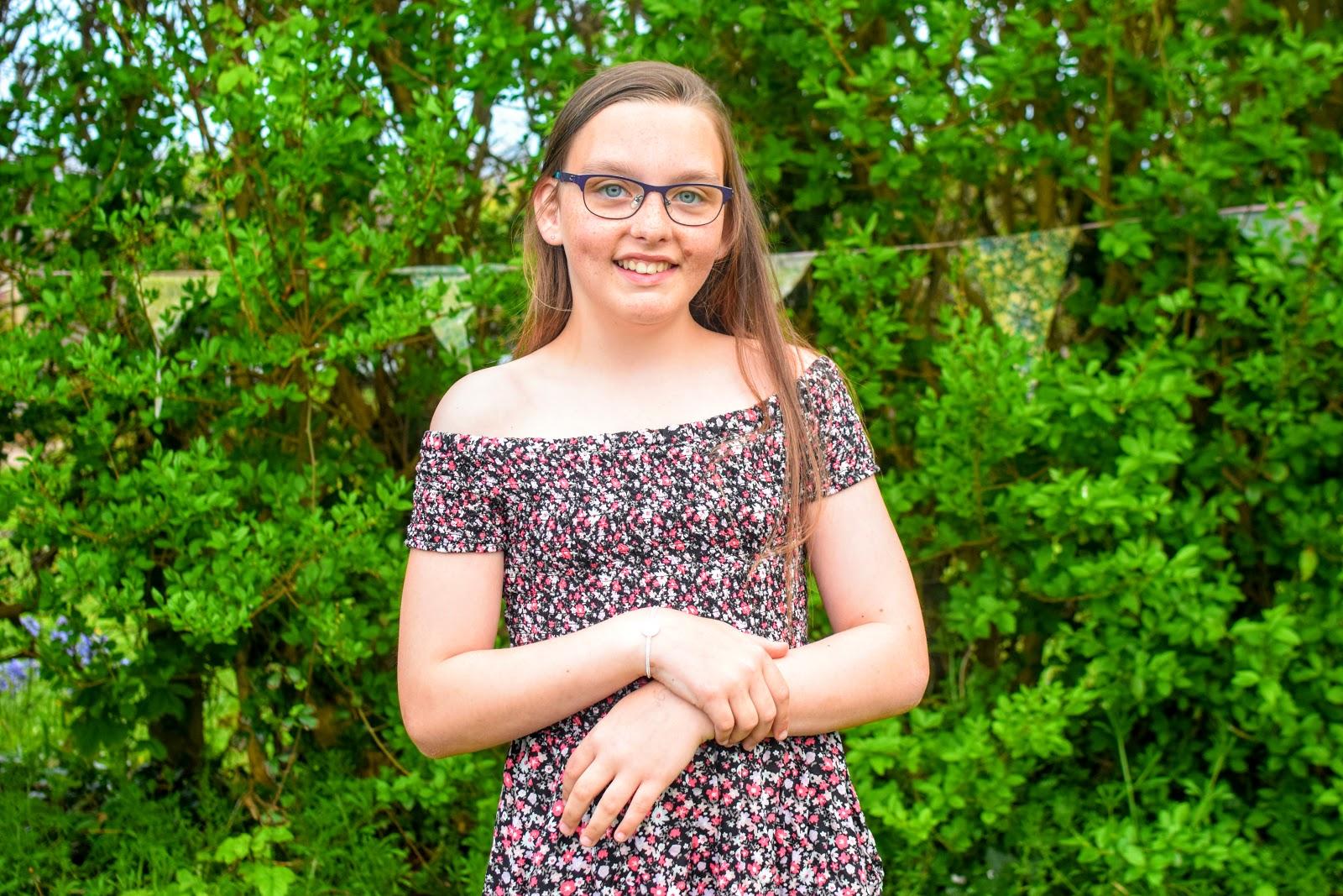 , Review:  Molly Brown Personalised Angel of Mine Flower Bracelet