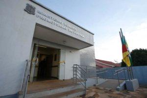 Sede do MP de Coronel Bicaco / Foto: Divulgação