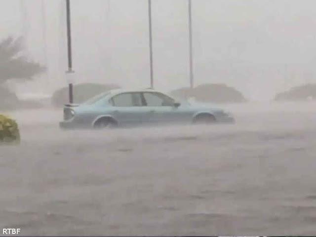 Meski Kekuatan Melemah, Badai Florence Masih Ancam Jiwa Warga North Carolina.