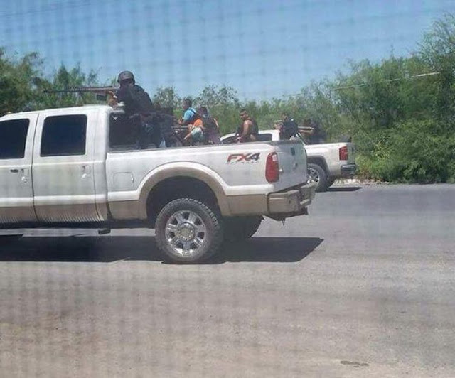 """Así es la """"nueva"""" arma letal favorita de los narcos que las Fuerzas Armadas no pueden utilizar"""