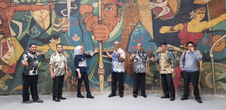 Pemkot Cirebon Siap Kelola Stadion Bima Setelah Study Banding Ke Gelora Bung Karno (GBK)