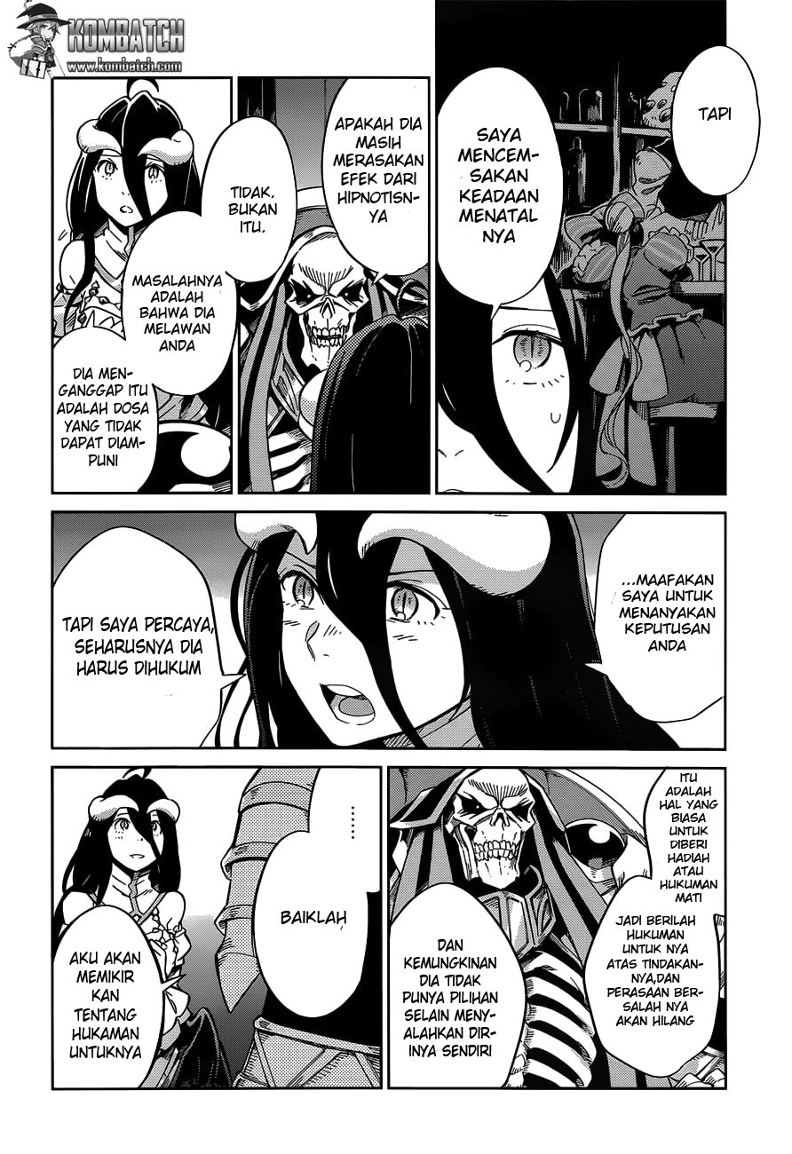Komik Overlord chapter 15 Bahasa Indonesia