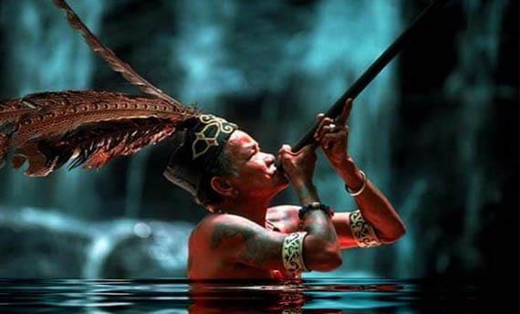 Senjata Tradisional Kalimantan Barat - Sipet