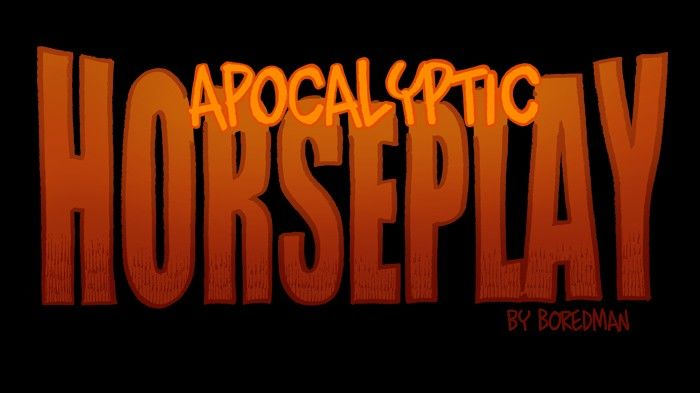 Apocalyptic Horseplay - Chapter 27