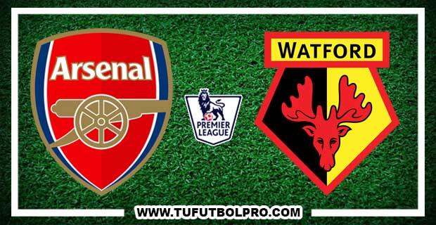 Ver Arsenal vs Watford EN VIVO Por Internet Hoy 31 de Enero 2017