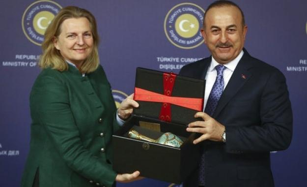 Αυστρία: Επιμένουμε, «όχι» σε ενταξιακές διαπραγματεύσεις με την Τουρκία