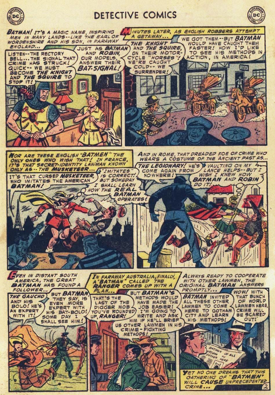 Read online Batman: The Black Casebook comic -  Issue # TPB - 32