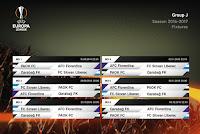 Το αναλυτικό πρόγραμμα του ΠΑΟΚ στον όμιλο του Europa League