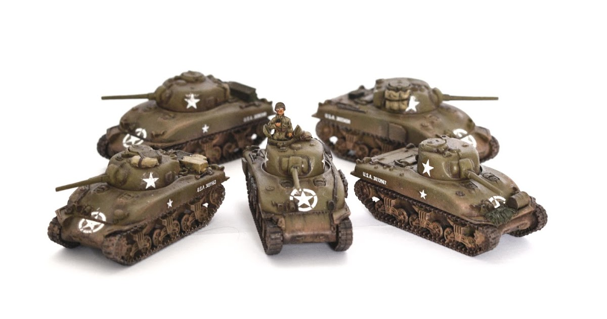 no paint no game painting service us sherman 75 mm flames of war 15 mm. Black Bedroom Furniture Sets. Home Design Ideas
