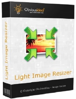 Light Image Resizer 5.0.9.0 poster box cover
