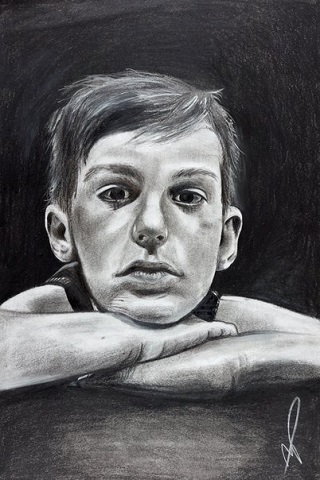 """Honourable Mention Young Aarchie 2018 - """"I wonder"""" by Madison Poll 