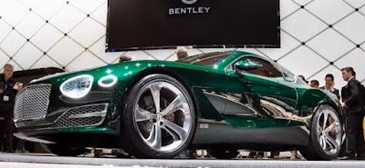 ''(2018) Bentley EXP 10''  Voiture Neuve Pas Cher prix, intérieur, Revue, Concept, Date De Sortie