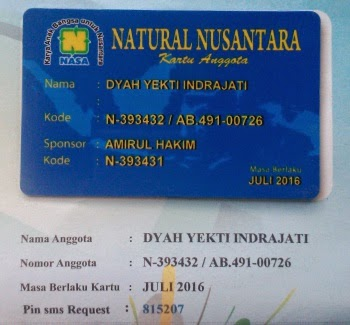 id card distributor resmi nasa