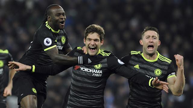 Tundukan Leicester 3-0, Chelsea Makin Kokoh di puncak Klasemen Liga Inggris